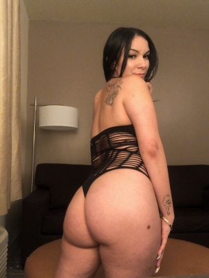 Kathia escort girl